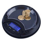 Mini 500g/0.1g Ashtray Backlight LCD Display Jewelry Electronic Digital Scale