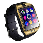 Newest Q18 Smart Watch Bluetooth Smartwatch Phone with Camera TF/SIM Card Slot for Android Samsung Galaxy SONY,LG,Huawei