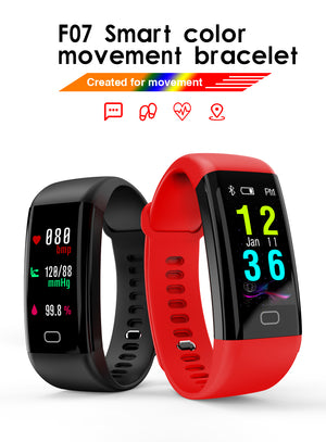 F07 Waterproof Smart Bracelet Watch
