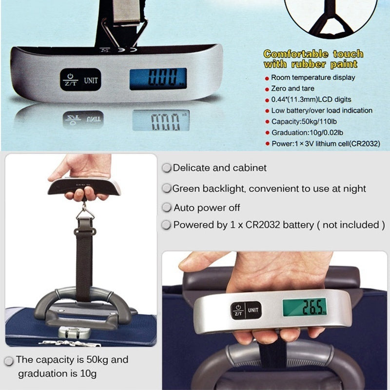 Baggage Weight Scale