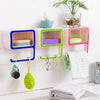 Bathroom Wall Hanging Storage Rack