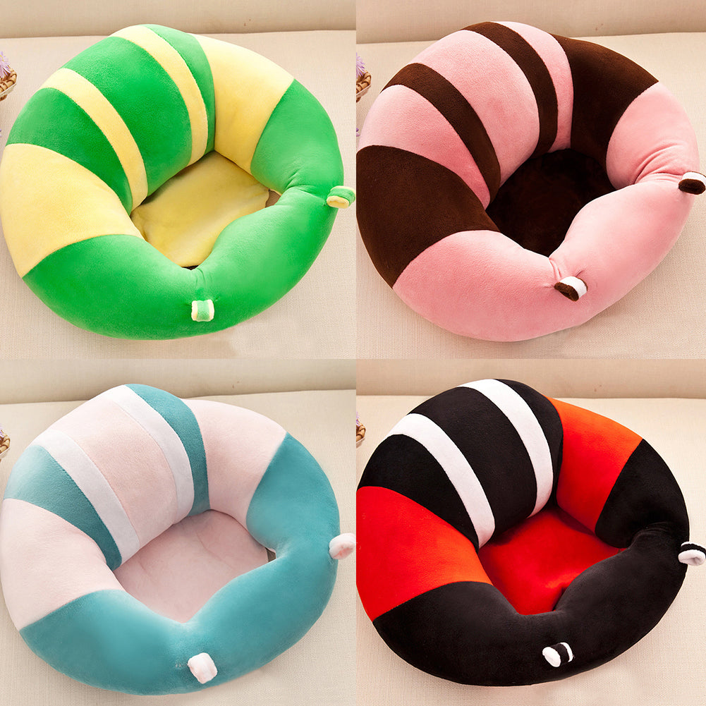 Infant Nursing Pillow Baby Support Seat Chair Feeding Safety Sofa Plush Toy Gift