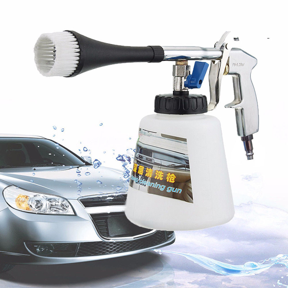 Tornado Car Auto Cleaning Gun Surface Interior Exterior Air Washing Accessory