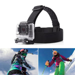 3Pcs/Set Adjustable Camera Chest Strap Headband Floating Hand Grip for GoPro