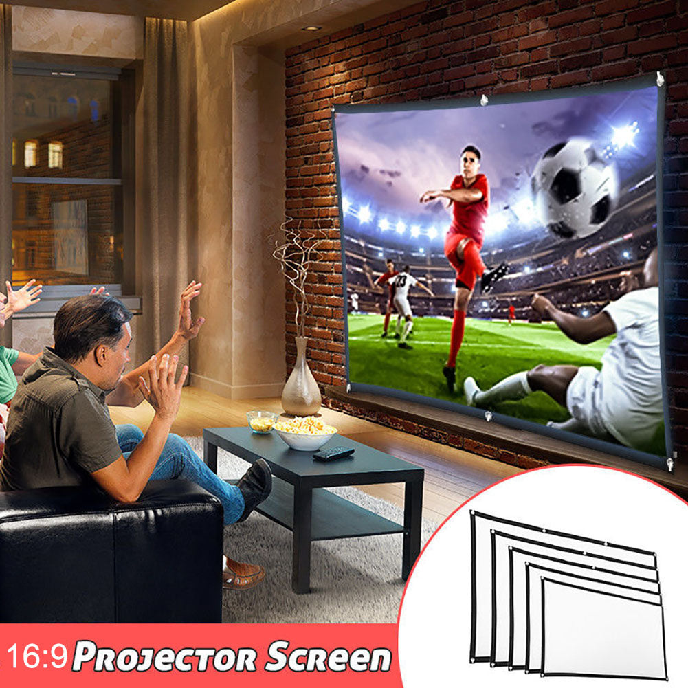 Projector Screen Foldable