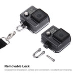 Fashion Camera Accessory Hanging Rope Strap Clip Stainless Steel Hook for Gopro