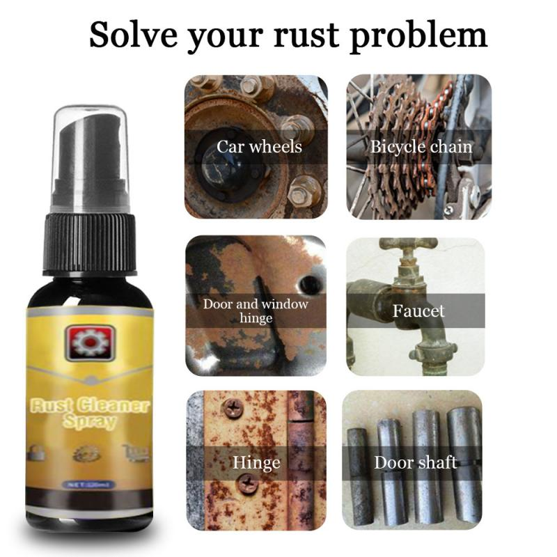 Magic Rust Cleaning Spray