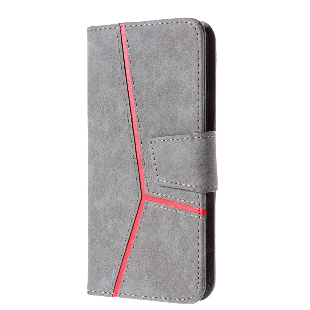 for iPhone 6 Plus / 6S Plus Case Fashion PU Flip Wallet Leather Phone Cover