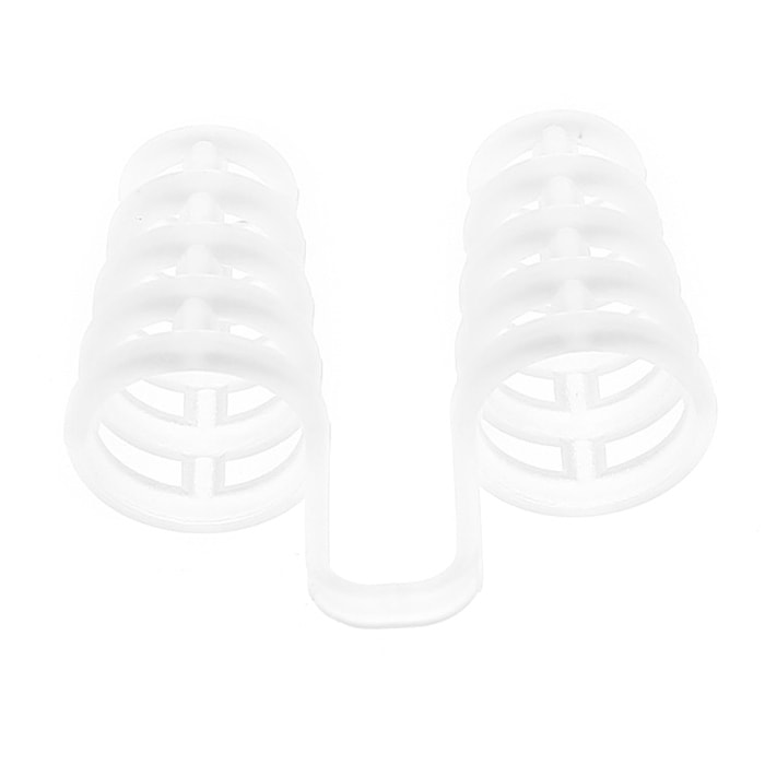 Snore Stopper Silicone Nose Clip Sleeping Device