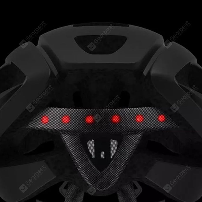 Smart4u SH55M Helmet 6 LEDs Warning Light SOS Alert Walkie Talkie for Outdoor Cycling from Xiaomi youpin