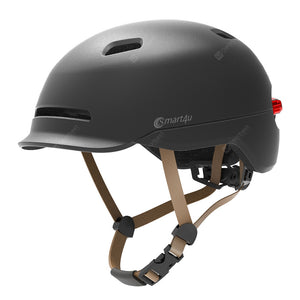 Waterproof Smart Flash Bike Helmet
