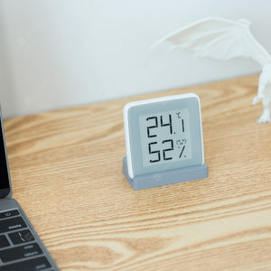 C201 Electronic E-ink Screen Thermometer Hygrometer 1pc from Xiaomi youpin
