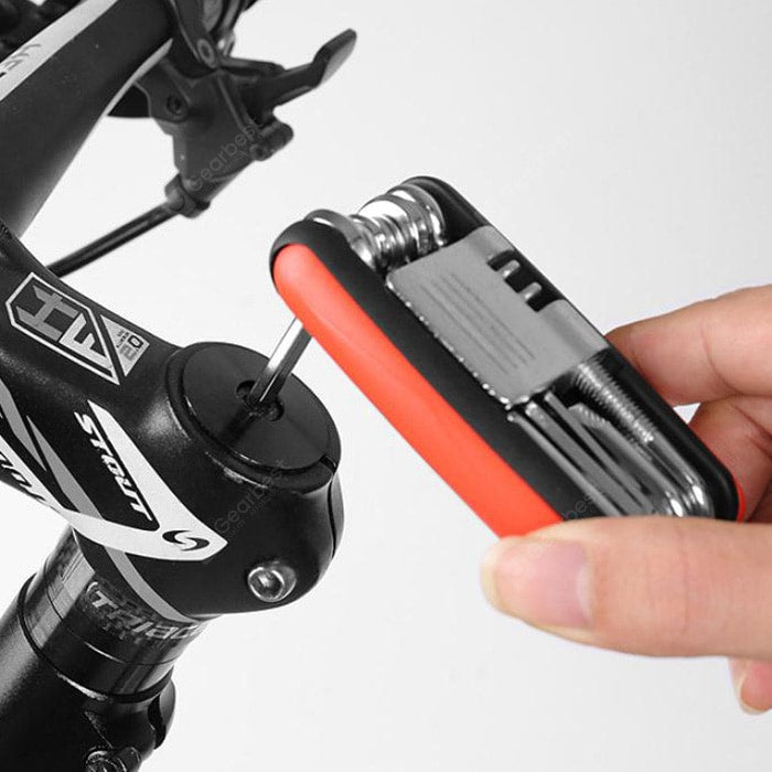 Mountain Bike 17 in 1 Repair Combination Tool