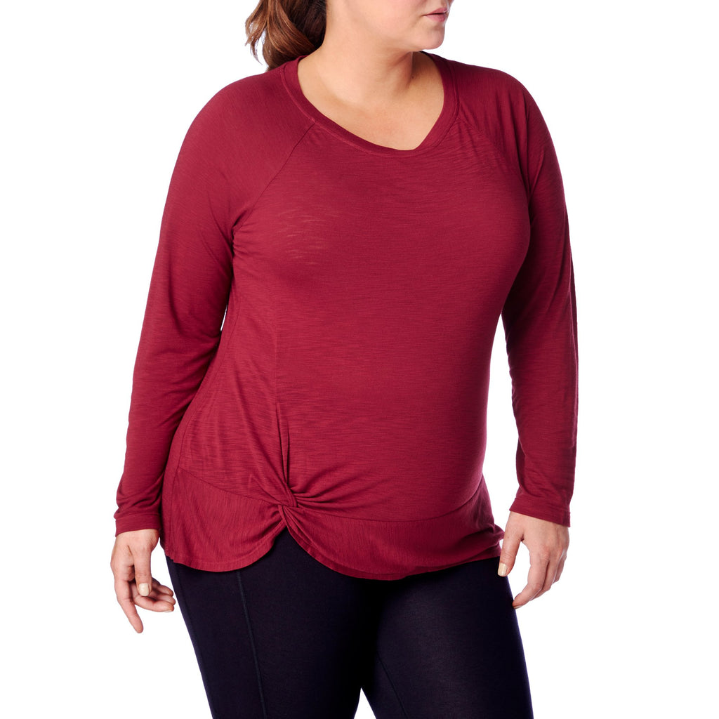 Taos Twist Front Top