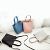 Fashion Women Handbag Solid Color Pouch Tote Travel Party Single Shoulder Bag