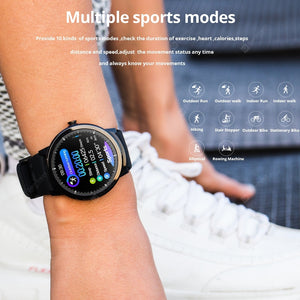 SENBONO S10pro Full Touch Smart Watch Men Women Sports Clock Heart Rate Sleep Monitor tracker