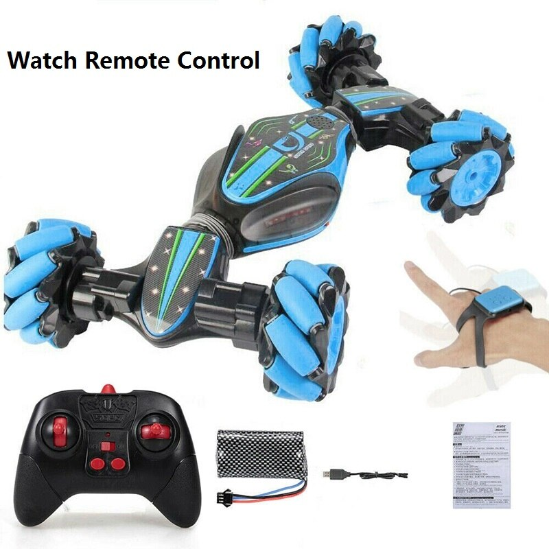 RC Car Radio Gesture Control