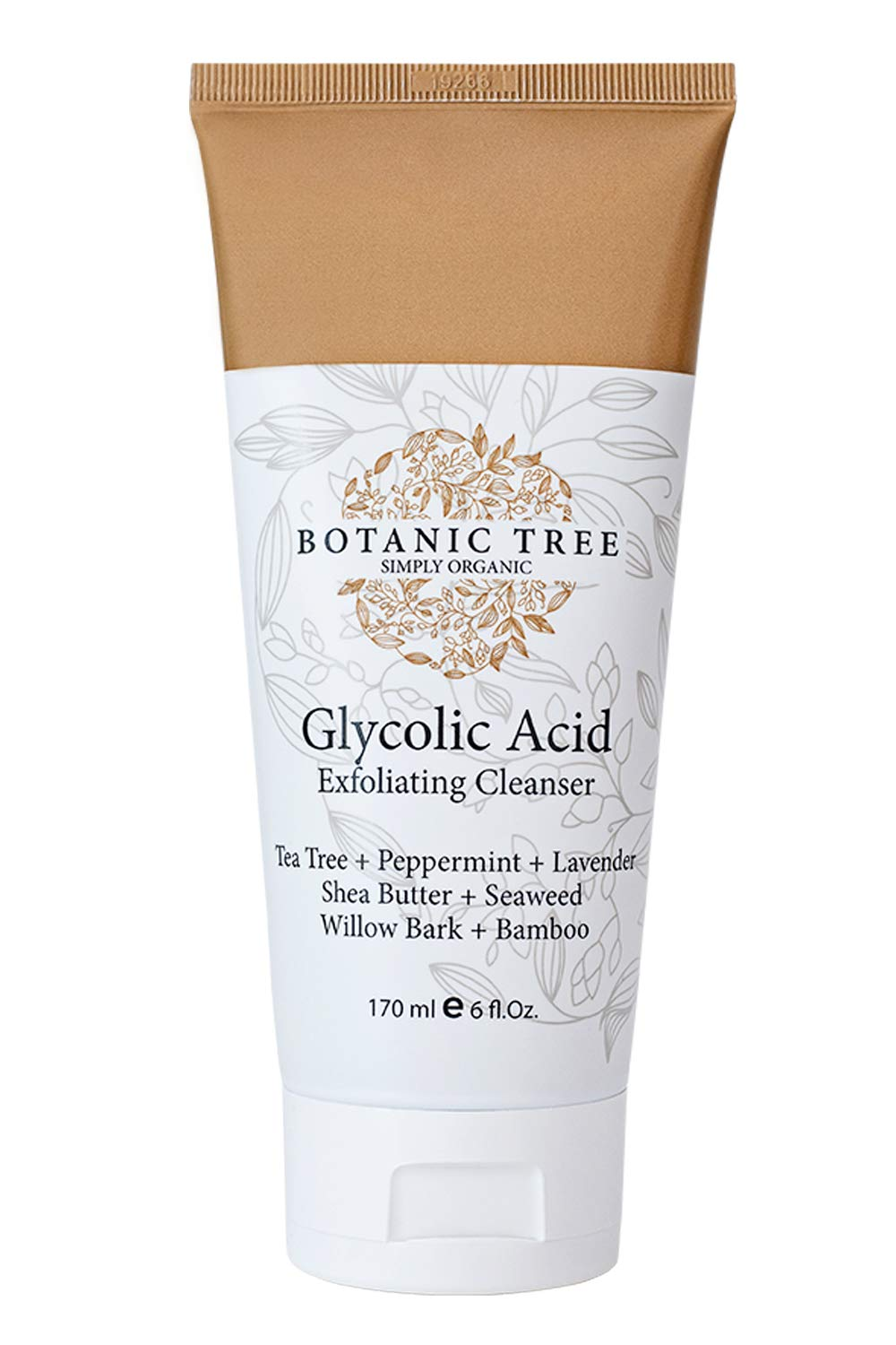 Face Wash Exfoliating Cleanser 6Oz w