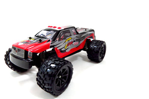 Remote Control Racing Truck (Red)