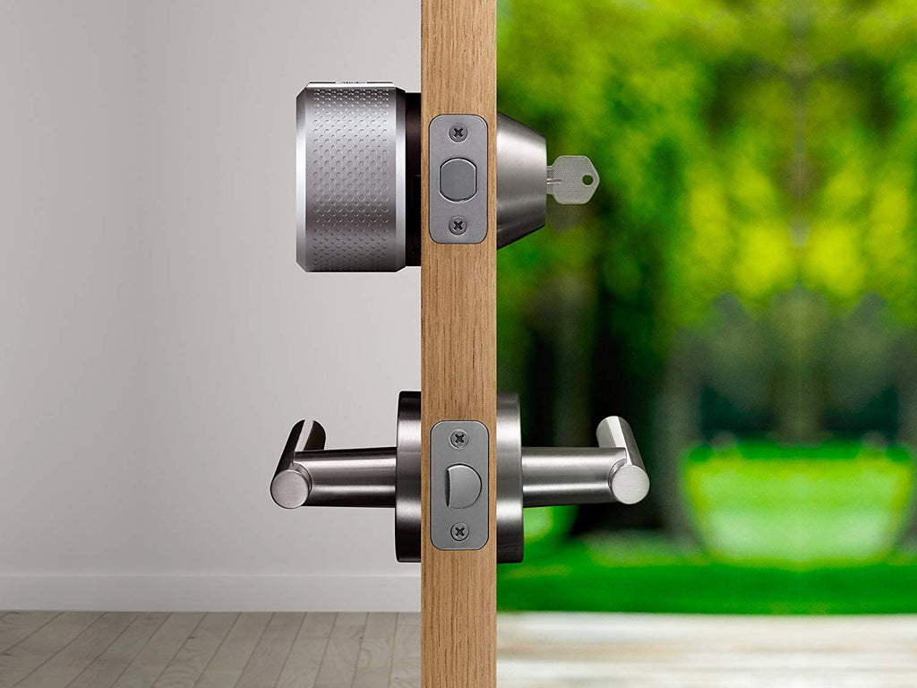 August Smart Lock (HomeKit Enabled / Dark Gray)