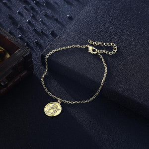 Angel From Above Bracelet in 18K Gold Plated