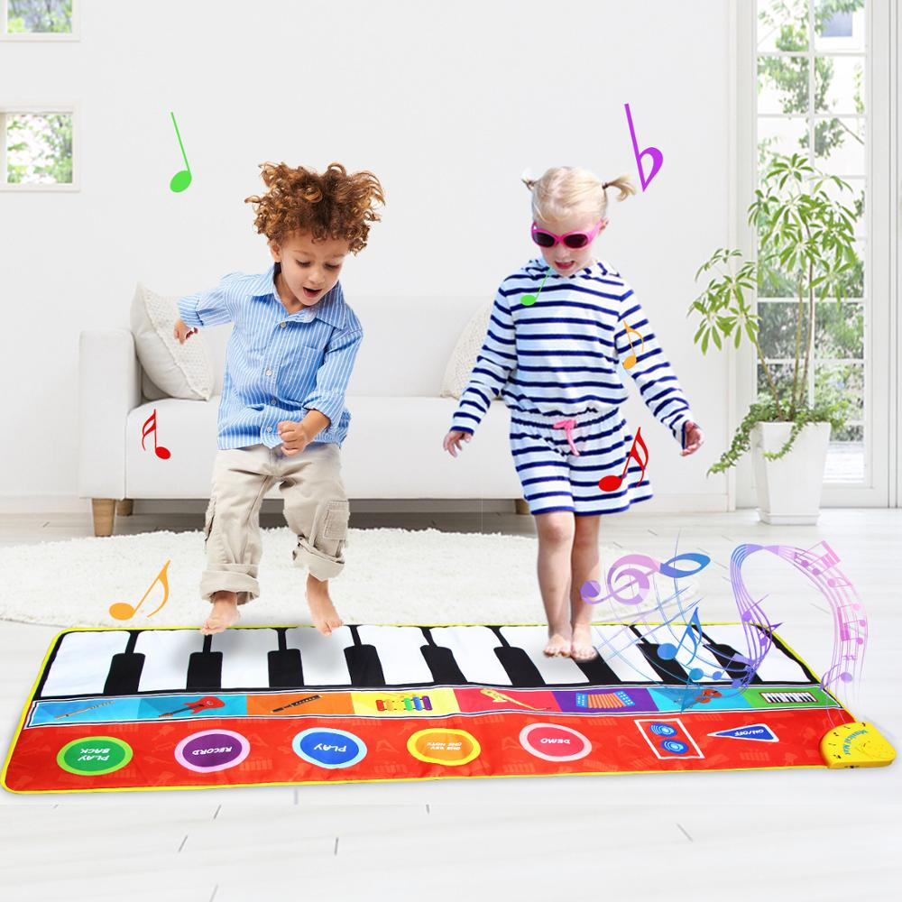 Intelligence Developing Musical Toys
