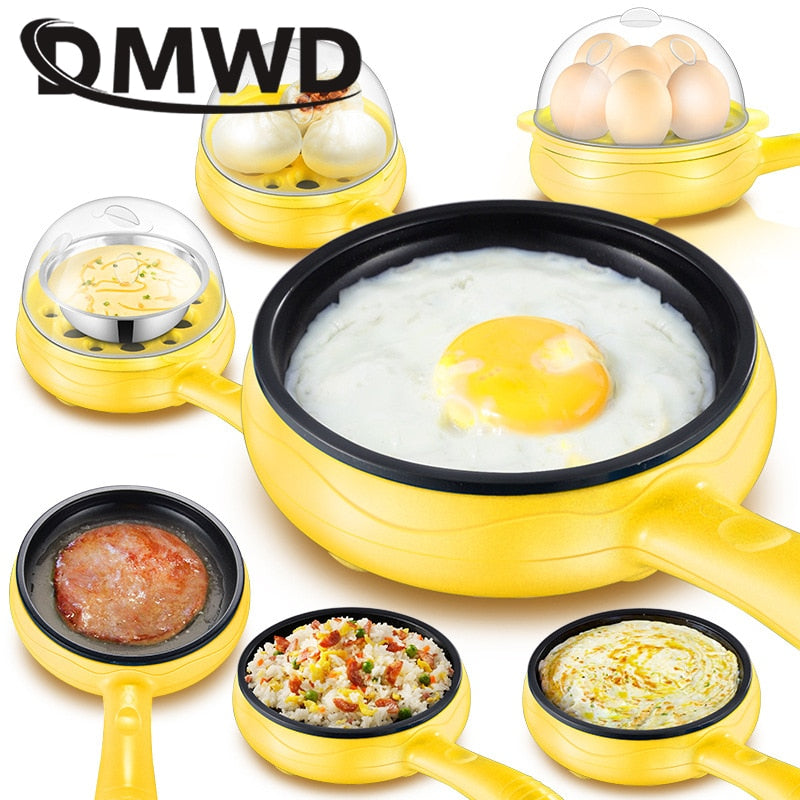 Mini Electric Egg Cooker & Boiler