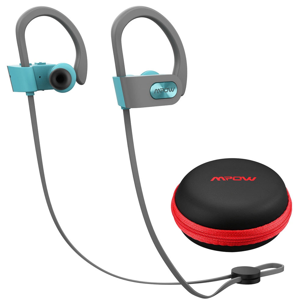 Mpow Waterproof Bluetooth 4.1 Sports Headphones