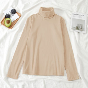 GCAROL New Arrival Fall Winter Women's T Shirt
