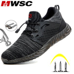 MWSC Men's Safety Work Shoes