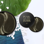 Black Pearl Collagen Mask Natural Moisturizing Gel Eye patches Remove Dark Circles Anti Age Bag Eye Wrinkle 60 Piece Skin Care