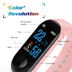 Doolnng M3 Plus Sport Fitness tracker Watch