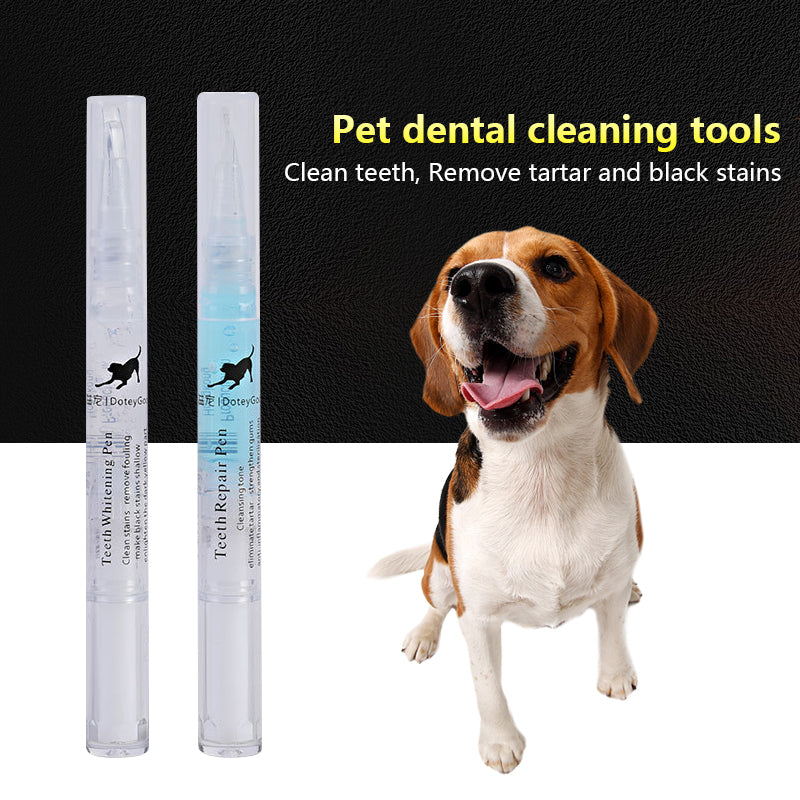 2/3Pcs Pets Teeth Cleaning Tool