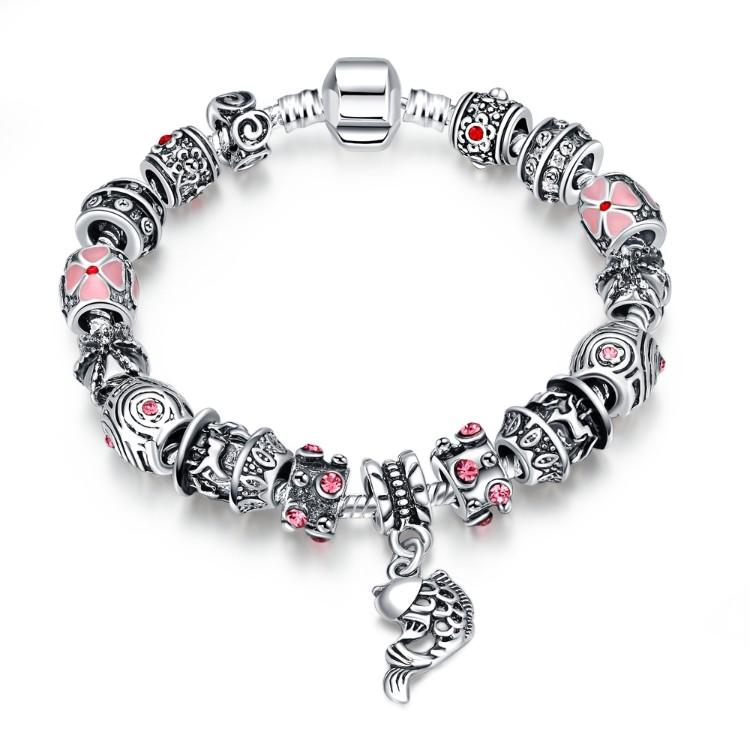 Creative Passion Essence Pandora Inspired Bracelet