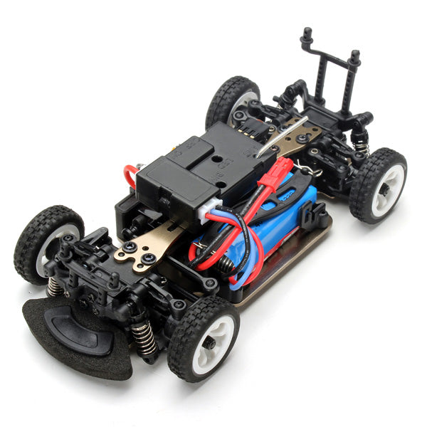 Wltoys K989 1/28 2.4G 4WD Brushed RC Rally Car RTR