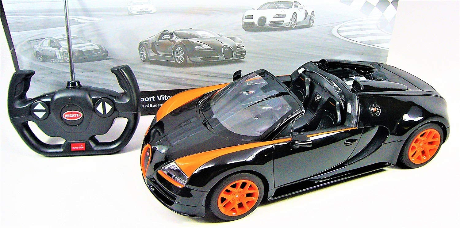 RC Bugatti Veyron Grand Sport Vitesse Car