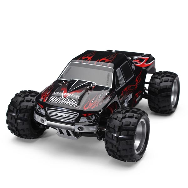 Wltoys A979 1/18 2.4GHz 4WD Off-Road Truck RC Car Vehicles RTR Model