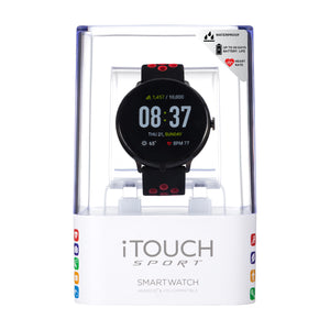 Smartwatch with Pedometer