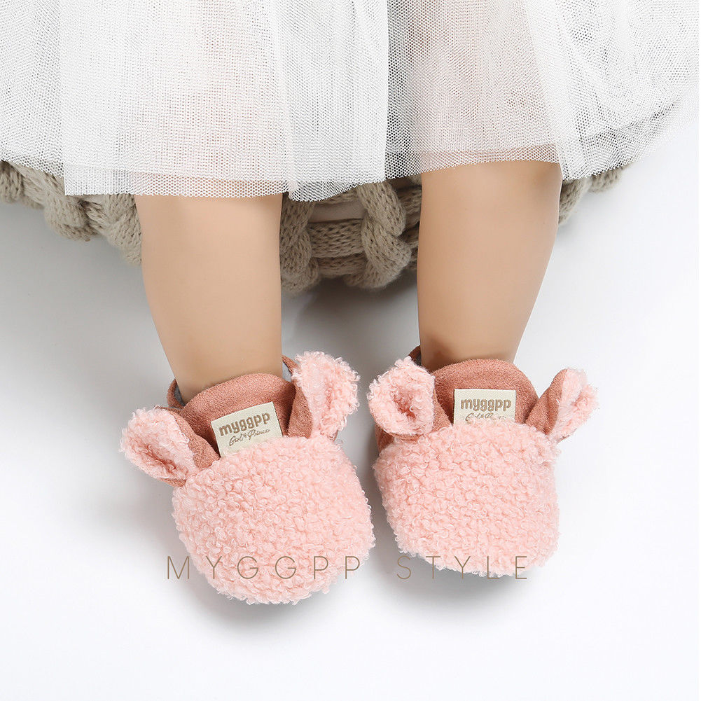 Toddler Girl/Newborn snow Boots Shoes