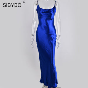 SIBYBO Sexy Party Dresses