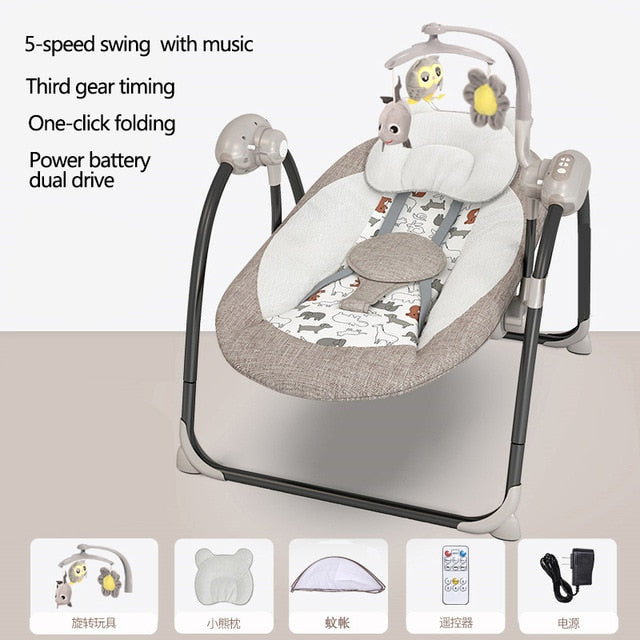 Baby Electric Rocking Chair