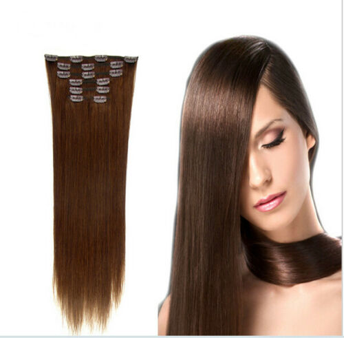 Clip In 100% Remy Human Hair Extensions