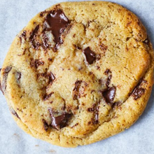 Load image into Gallery viewer, vegan chocolate chip cookie Island ting Kitchen