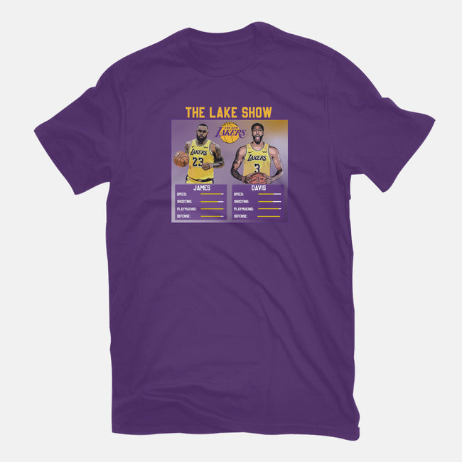 The Lake-mens premium tee-RivalTees