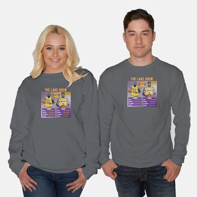 The Lake-unisex crew neck sweatshirt-RivalTees