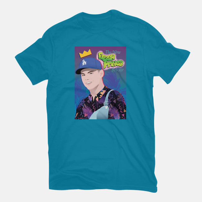 New Fresh Prince-youth basic tee-RivalTees
