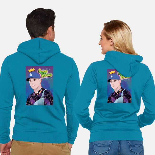 New Fresh Prince-unisex zip-up sweatshirt-RivalTees
