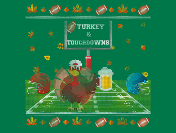 Turkey and Touchdowns