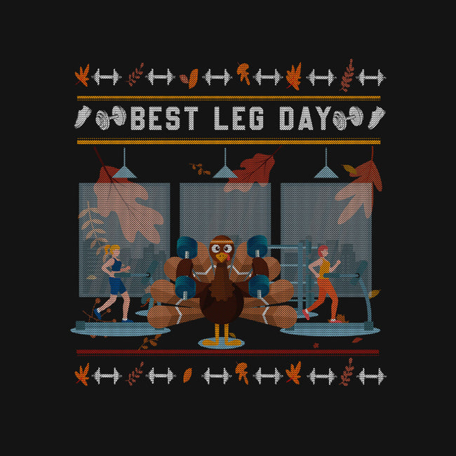 Best Leg Day-unisex crew neck sweatshirt-RivalTees