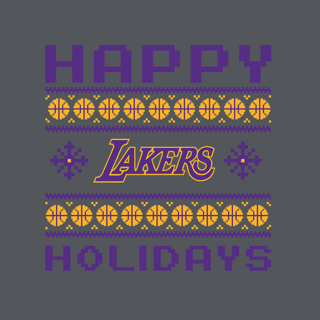 Happy Holidays-mens premium tee-RivalTees